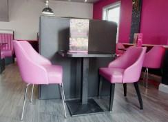 seating at Kaspa's