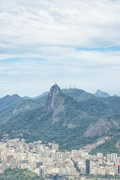 looking over Rio