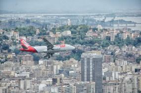 higher than a plane