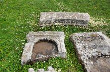 fallen ruins
