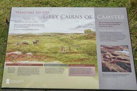 grey cairns