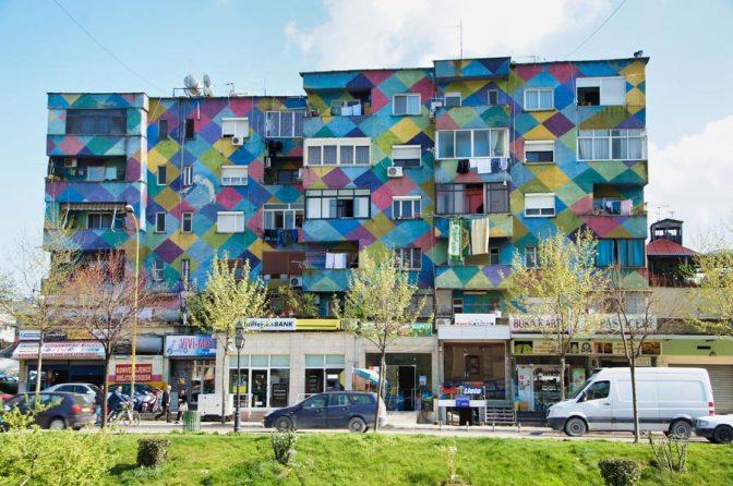 bloc housing