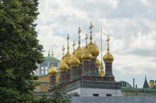kremlin spires