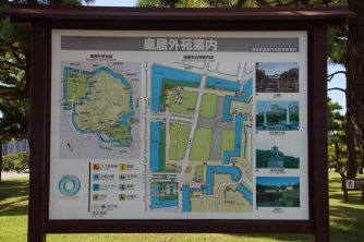 Palace map