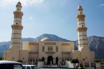 Khasab mosque