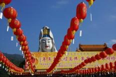 temple of 10,000 budhhas