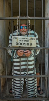 new prisoner