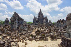 temple & rubble