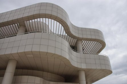 Getty building