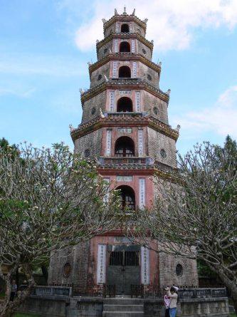 Thien pagoda