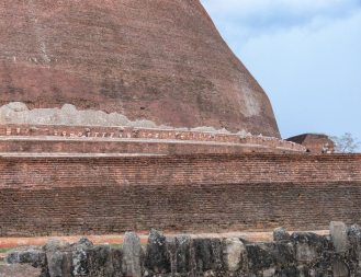 stupa detail