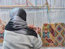 carpet weaving, Tunis