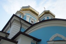 looking up in chisinau