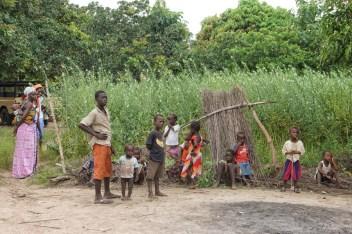 Gambian family