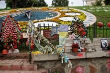 Maidan memorial Kiev