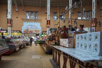 Beserabsky market Kiev