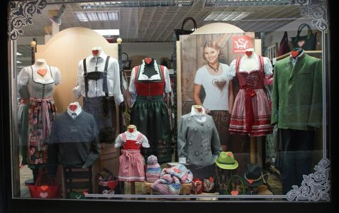 OP's clothes shop?