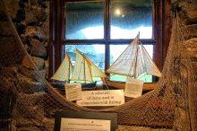boats in window