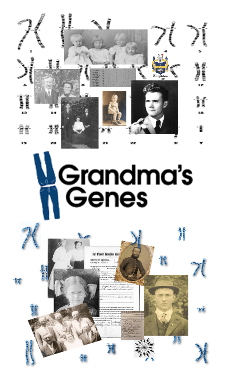 Genetic Genealogy at Grandma's Genes