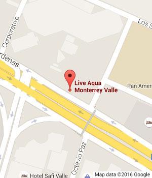 Live Aqua Monterrey