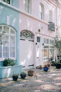 photo of pretty homes during daytime