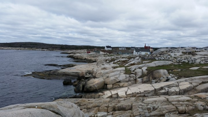 Travel Challenge- Day 3 :: Peggy's Cove {Nova Scotia}