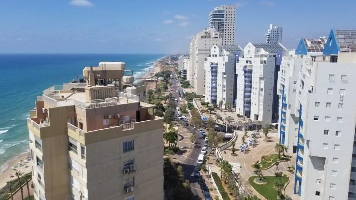 {Israel} Day 1: Flight from Nashville to Tel Aviv & exploring around Netanya
