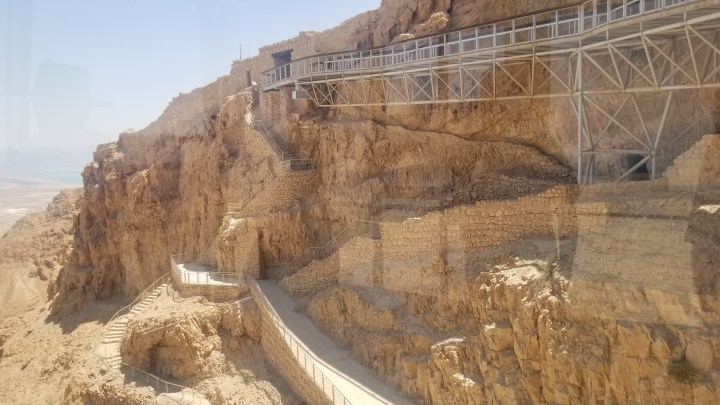 {Israel} Day 5: Beit She'an National Park & Masada National Park