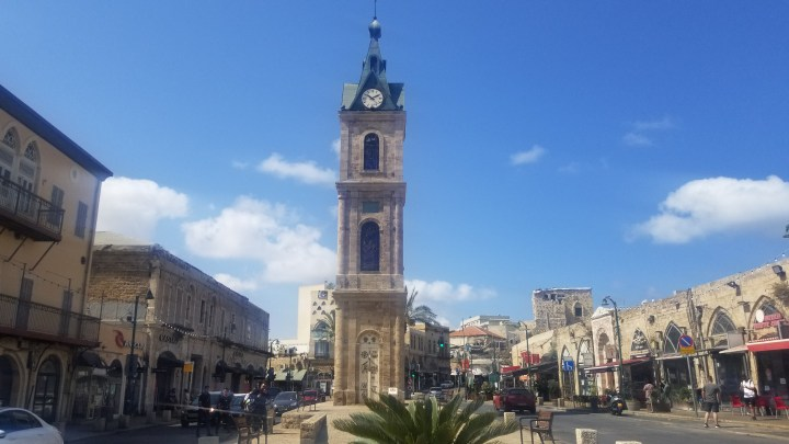 {Israel} Day 8: Old Tel Aviv, Museum of the Jewish People, Carmel Market, & Bullet Factory Historic Site