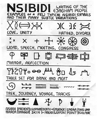 African Writing Systems