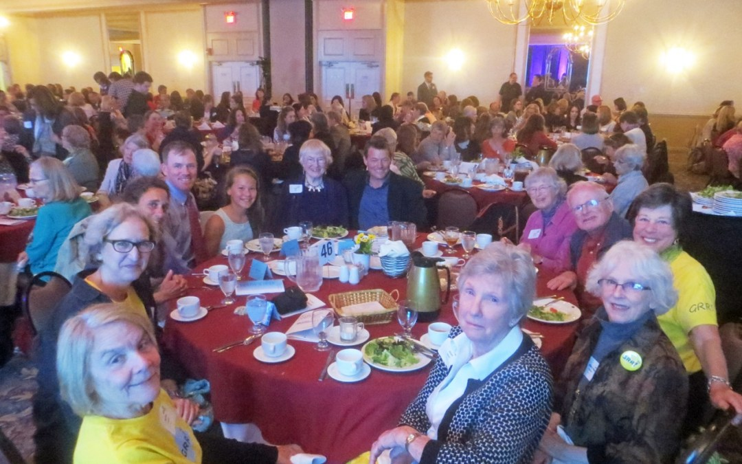GRR Founder Honored by Maine Women's Fund