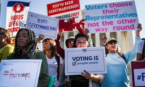 It's Voting Tuesday! Why Gerrymandering Disenfranchises Voters