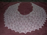 ADAMAS SHAWL PATTERN  FREE Knitting PATTERNS