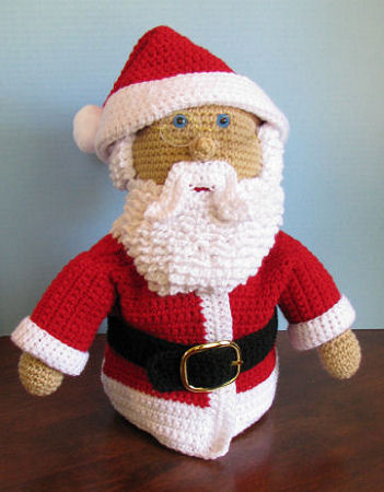Everything Santa to Crochet  23 free patterns