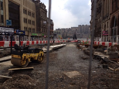 Edinburgh Trams Disaster