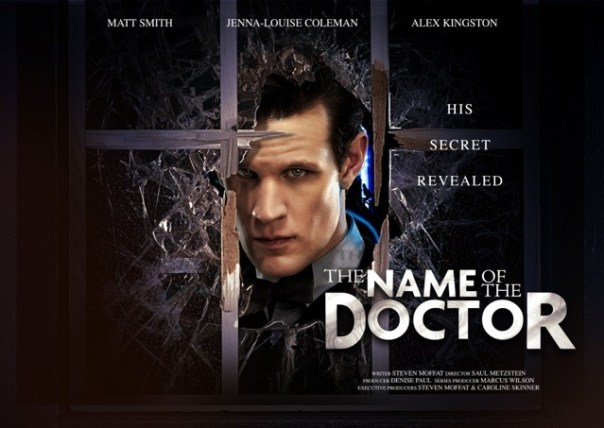 Review of Doctor Who The Name of The Doctor