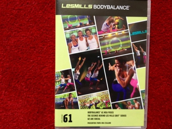 Review of Body Balance release 61