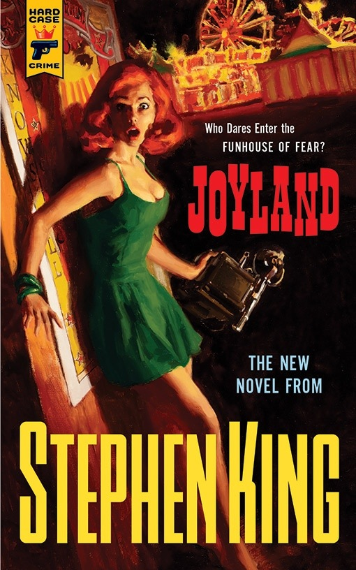 review of stephen king joyland