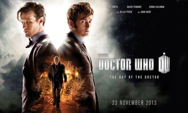 Review of Doctor Who The Day of The Doctor
