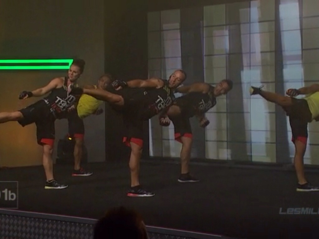 Emergency - Review of Les Mills Body Combat release 60