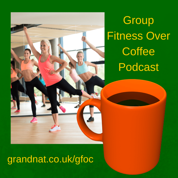 Group Fitness Over Coffee Podcast