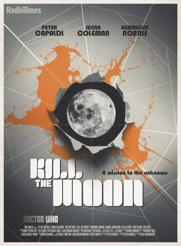 Review of Doctor Who Kill The Moon