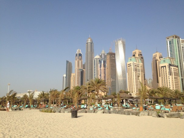 Review of the Le Royal Meridien Beach Resort and Spa Dubai