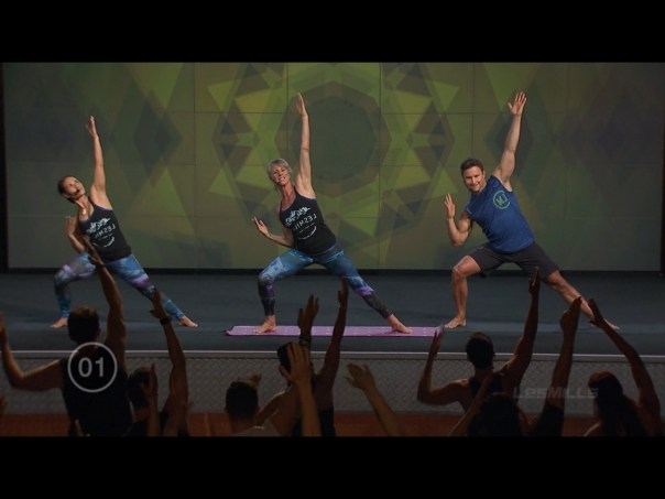 Les Mills Body Balance release 69