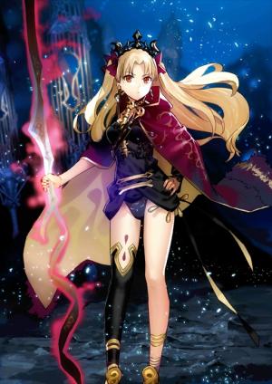 Evil Girl Wallpaper Ereshkigal 5 Star Lancer Limited Servant Grand Order Wiki