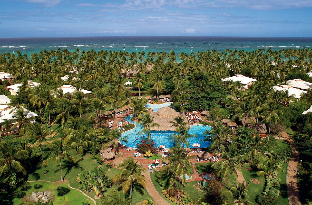 Grand Palladium Punta Cana Resort Amp Spa Punta Cana