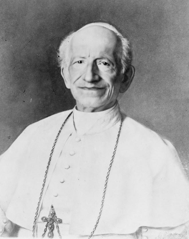 Папа Римский Лев XIII, 1898 / Wikipedia, Dantadd