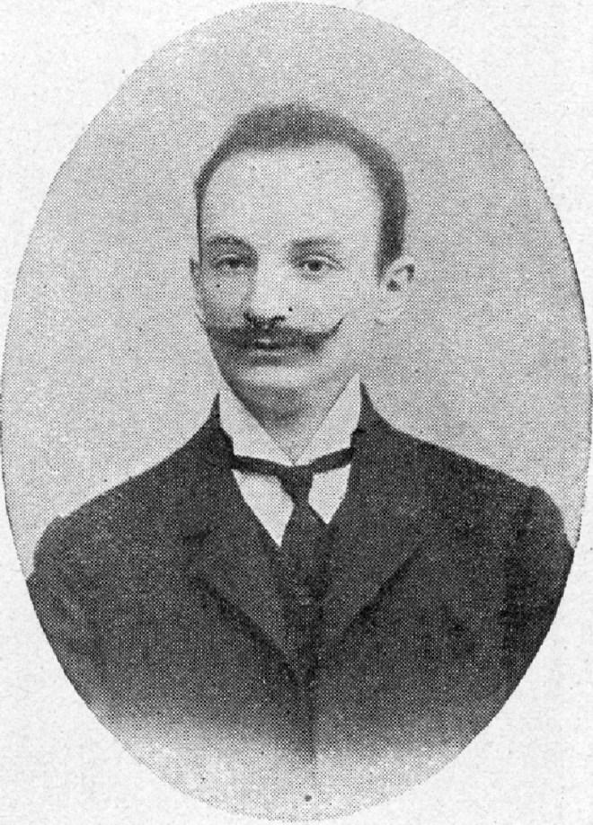 В.В. Шульгин. Член Г. Думы от Волынской губернии
