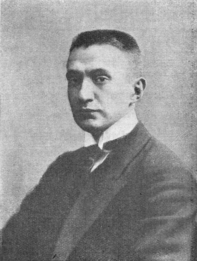 А.Ф. Керенский, министр юстиции. Член Г. Думы от Саратовской губернии