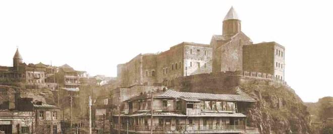 Тифлис. 1900-е / Public Domain